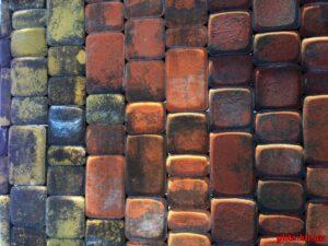 Старый город - Грязный цвет микс